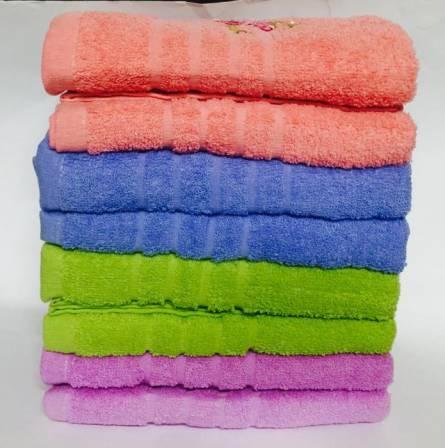 Фото  товара Банные полотенца Бабочка-весна