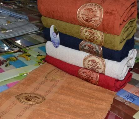 Фото  товара Банные полотенца Египет-02