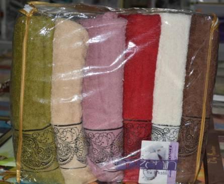 Фото  товара Банные полотенце Дольче