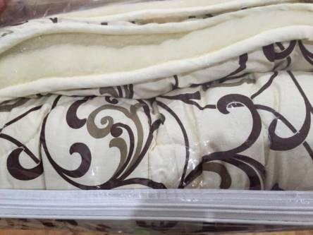 Фото  товара Евро одеяло Мех - котон