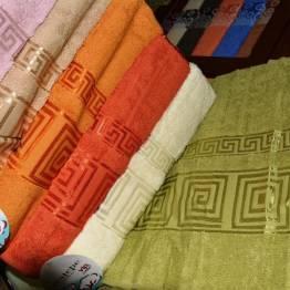 Фото  товара Лицевые полотенца Версаче 01