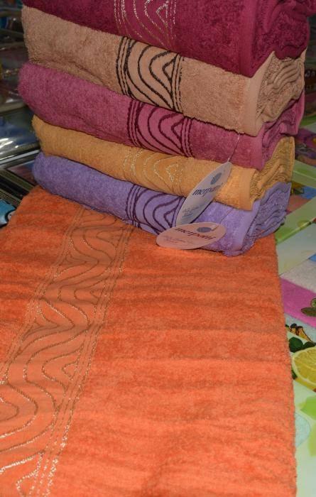 Фото  товара Лицевые полотенца Волна 17-02