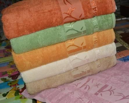 Фото  товара Метровые полотенца Бамбук-01