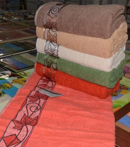 Фото  товара Метровые полотенца Кленовый Листик
