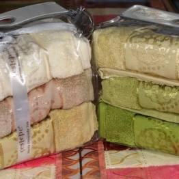 Фото  товара Метровые полотенца Micro Deluxe в сумочке