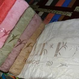 Фото  товара Метровые полотенца Софт Бамбук 17-02
