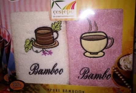 Фото  товара Набор кухонных полотенец Bamboo двойка