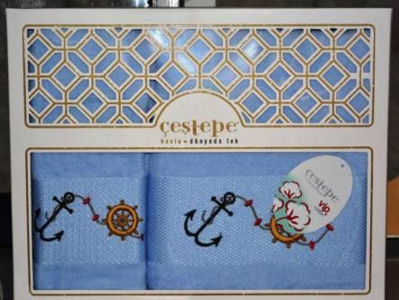 Фото  товара Набор полотенец Cestepe 01