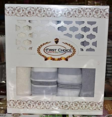 Фото  товара Набор полотенец First Choice