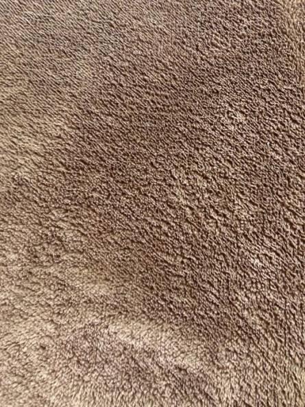 Фото  товара Однотонная флисовая простынь двухспалка