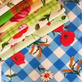 Фото  товара Вафельные полотенца 01